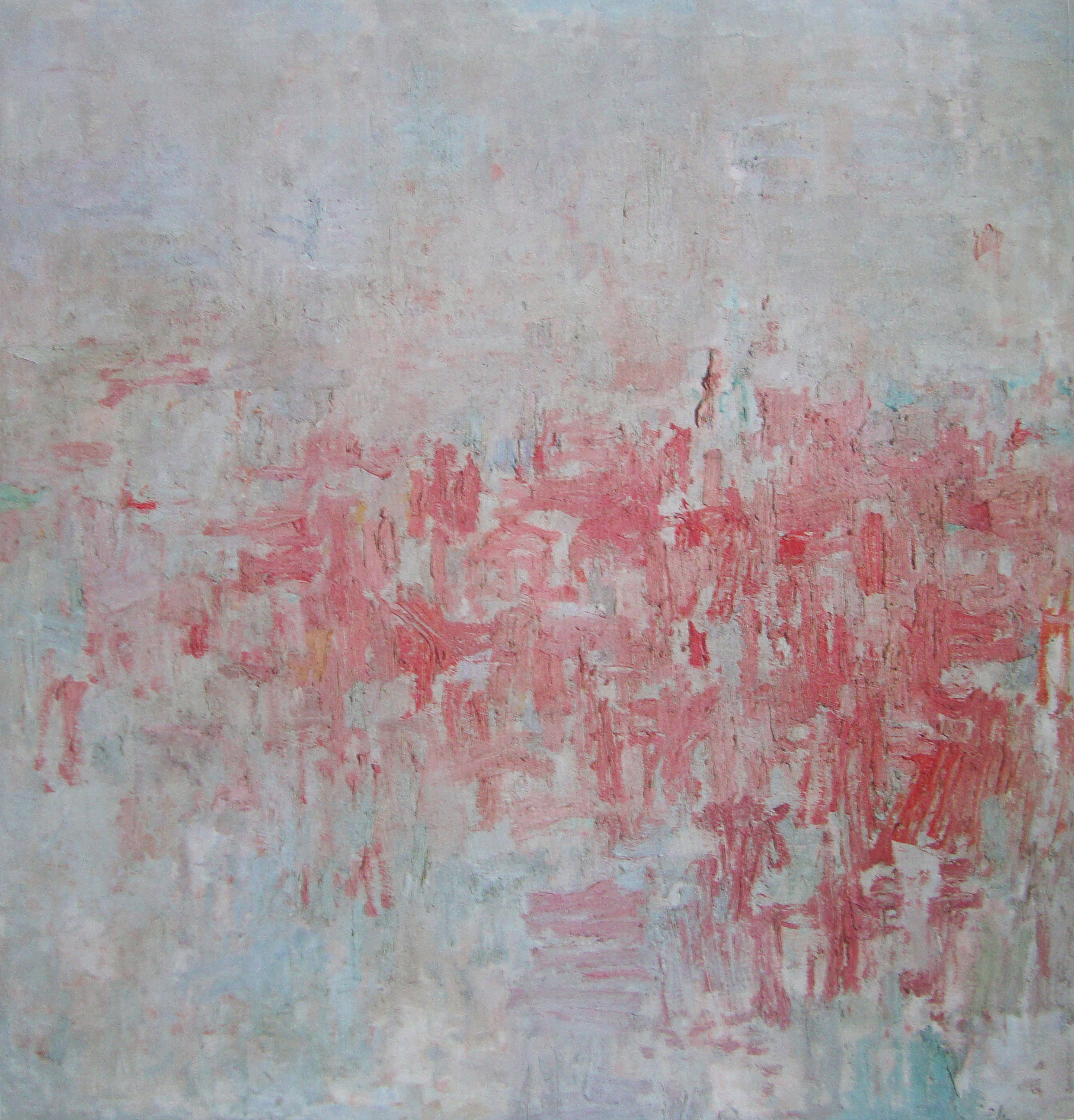 Guston Attar 1954