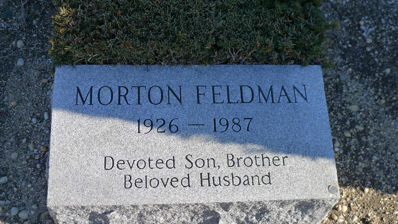 Feldman Grave First Sight
